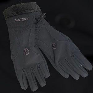 *NWOT* MARMOT W's Fuzzy Fuzzy Gloves